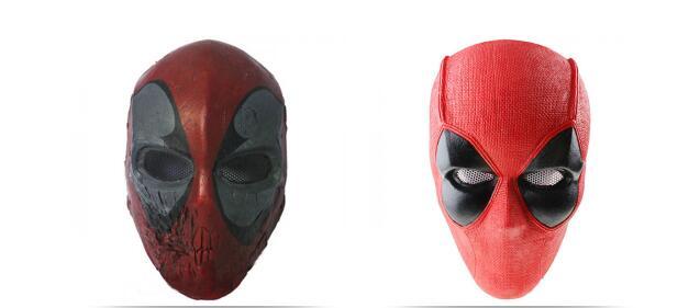 Deadpool Cosplay Mask