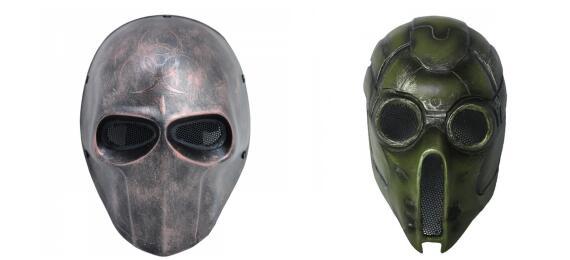 Resident Evil Cosplay Mask