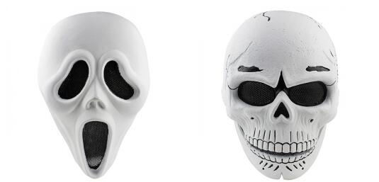 Spectre 007 Cosplay Mask