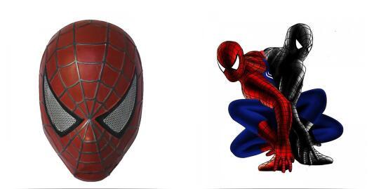 Spider-Man Cosplay Mask