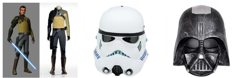 Star Wars Cosplay Mask