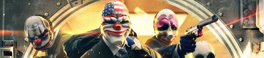 Payday 2 Awesome Cosplay Mask