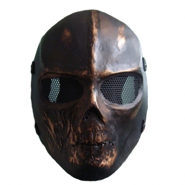 GRP Mask Game Army Of Two Horror Mask Tyson Rios Cosplay Mask Glass Fiber Reinforced Plastics Mask