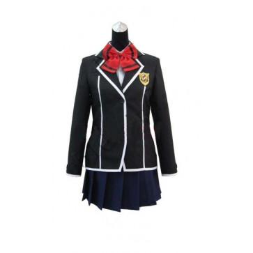 Guilty Crown School Uniform Cosplay Costume