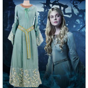 Princess Aurora Cosplay Costume