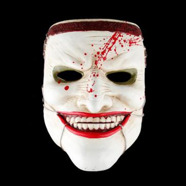 Movie Death Family Horror Mask Resin Villain Mask Halloween Mask