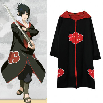 Naruto ナルト  Cosplay Costume Taka Hawk Cloak Cosplay Costume
