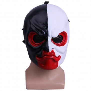 Payday 2 Scarface Mansion Cosplay Mask