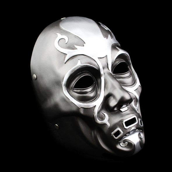 Death Eater Horror Mask / Collector's Edition Harry Potter