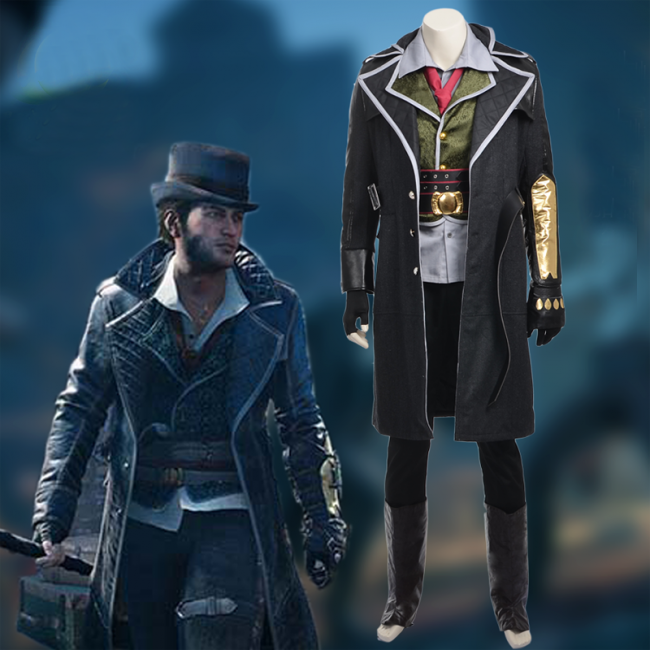 Assassin S Creed Unity Syndicate Ezio Auditore Da Firenze Cosplay