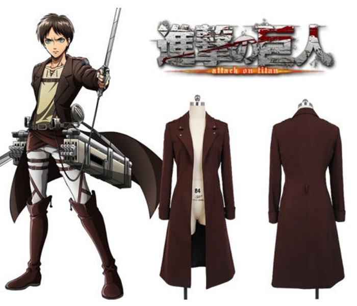 Attack On Titan Scout Regiment Jacket