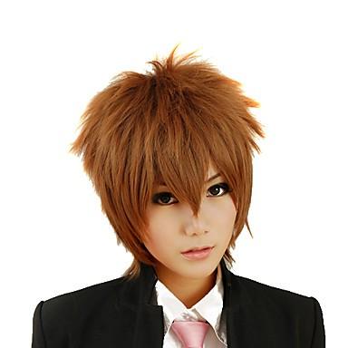 Reborn Cosplay Wig Tsunayoshi Cosplay Wig  Sawada Cosplay ...