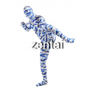 Full Body Camouflage Spandex Lycra Zentai