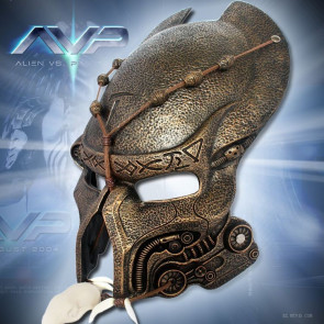 Alien VS Predator Movie Deluxe Resin AVPR Mask