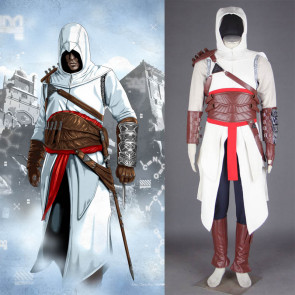 Assassin's Creed I Altair Ibn-La'Ahad Cosplay