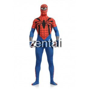 Amazing Spiderman Full Body Spandex Lycra Cosplay Zentai Suit