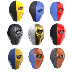 Anime Deathstroke Cosplay Mask