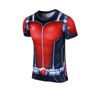 Ant-Man Cosplay Costume T-shirt
