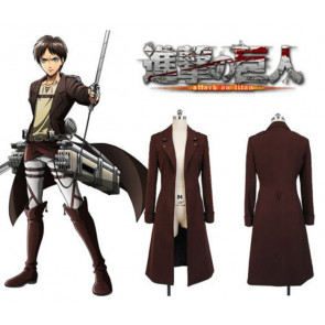Attack on Titan Levi Ackerman Cloak Scouting Legion Cosplay Cloak