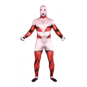 Attack on Titan Annie Leonheart Full Body Lycra Zentai Suit