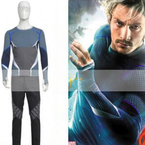 Avengers: Age of Ultron Cosplay Costume Quicksilver Costume