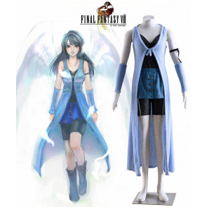 Final Fantasy VIII 8 Rinoa Heartilly Cosplay Costume