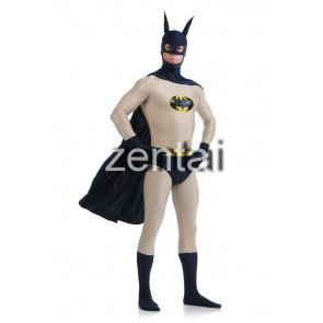 Full Body Batman Zentai Suit