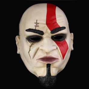 Game God of War Kratos Cosplay Mask
