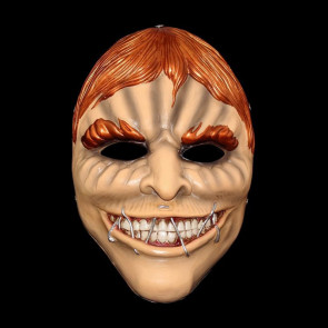 Game Payday 2 Mask The Robbers Blond Cosplay Mask