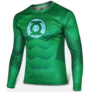 Green Lantern Cosplay Costume