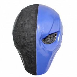 GRP Mask Anime Deathstroke Mask Deathstroke Cosplay Mask Glass Fiber Reinforced Plastics Mask