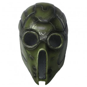 GRP Mask Game Resident Evil Cosplay Mask Demon Horror Mask Glass Fiber Reinforced Plastics Mask