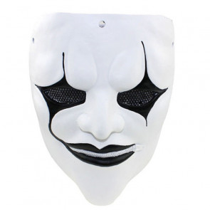 GRP Mask Heavy Metal Band Slipknot Mask Guitar James Root Cosplay Mask Glass Fiber Reinforced Plastics Mask