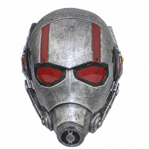 GRP Mask Movie Ant-Man Helmet Adult Cosplay Mask Glass Fiber Reinforced Plastics Mask