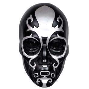 GRP Mask Movie Harry Potter Cosplay Mask Death Eater Horror Mask Glass Fiber Reinforced Plastics Mask
