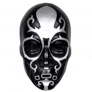 GRP Mask Movie Harry Potter Cosplay Mask Death Eater Horror Mask Glass Fiber Reinforced Plastics Mask