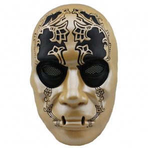 GRP Mask Movie Harry Potter Cosplay Mask Death Eater Mask Glass Fiber Reinforced Plastics Mask