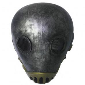 GRP Mask Movie Hellboy Mask Kroenen Cosplay Mask Glass Fiber Reinforced Plastics Mask