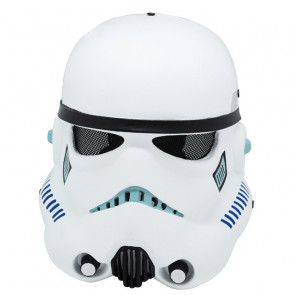 GRP Mask Movie Star Wars Helmet Storm Clone Trooper Cosplay Helmet Glass Fiber Reinforced Plastics Mask