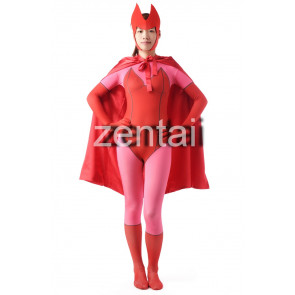 Halloween Batman Female Full Body Spandex Lycra Zentai