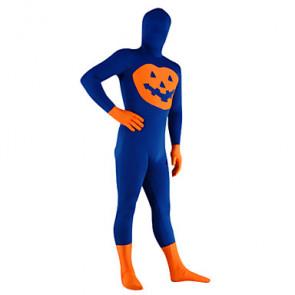 Halloween Style Women Lycra Zentai Suit