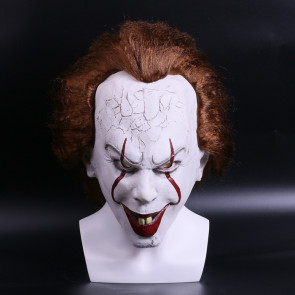 It Mask Pennywise Cosplay Mask