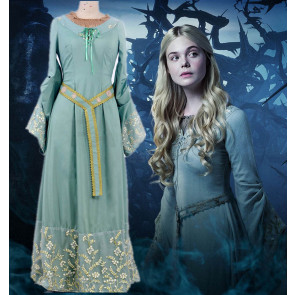 Princess Aurora Cosplay Costume