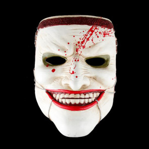 Movie Death Family Horror Mask Resin Villain Mask Halloween Mask