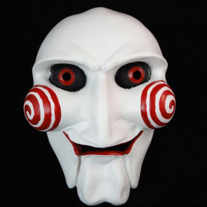 Movie Saw Cosplay Mask Scary Horror Mask