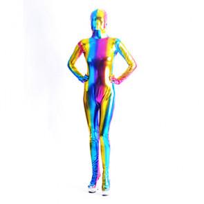 Multi-Color Full Body Spandex Zentai Suits
