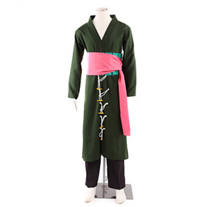 One Piece Roronoa Zoro Two Years After Cosplay Costume
