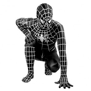 Pure Color Spiderman Lycra Zentai