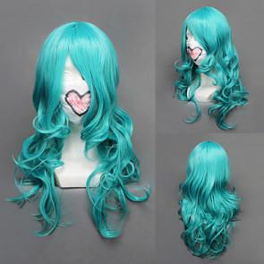 Sailor Moon Michelle Kaioh/Sailor Neptune Cosplay Wig