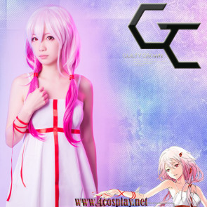 Guilty Crown Inori Yuzuriha Cosplay Wig